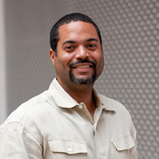 Headshot of Principal Harry Hughes (Photo credit: DCPS)