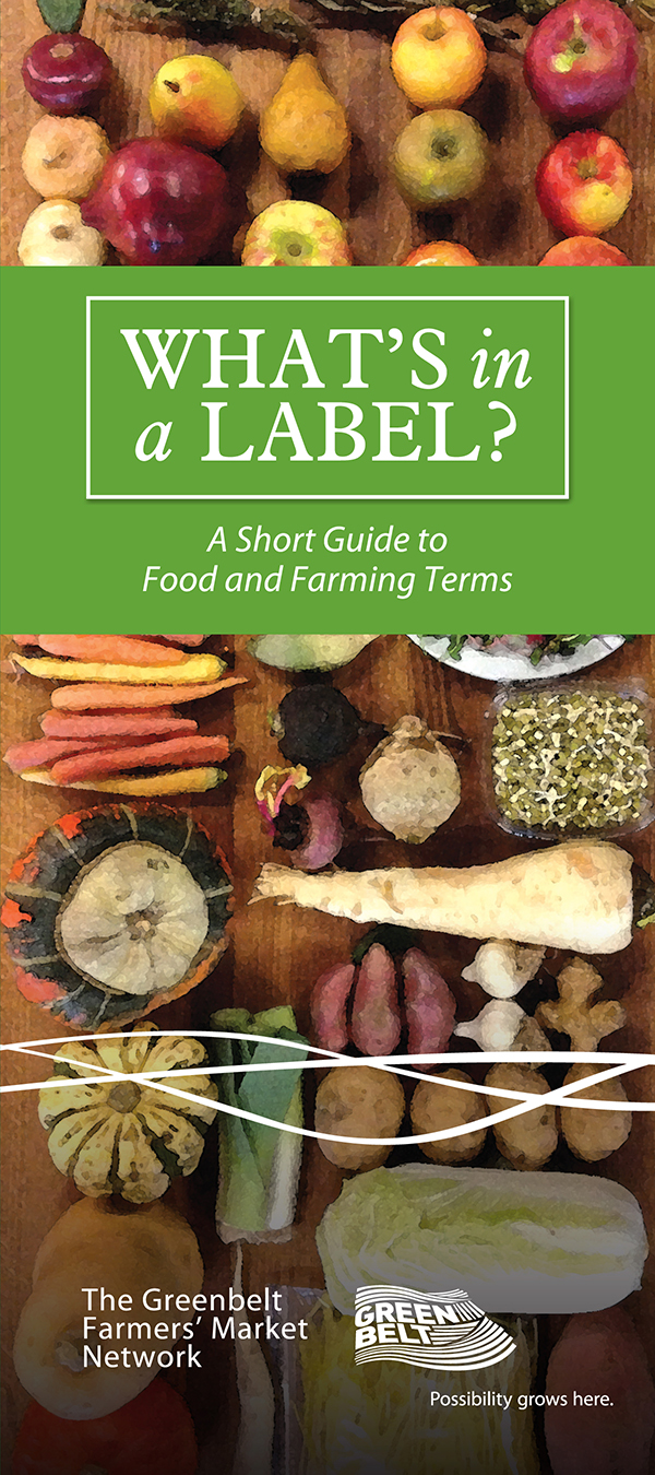 What's in a Label? cover image