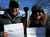 Contest winners of Paddle the Don contest