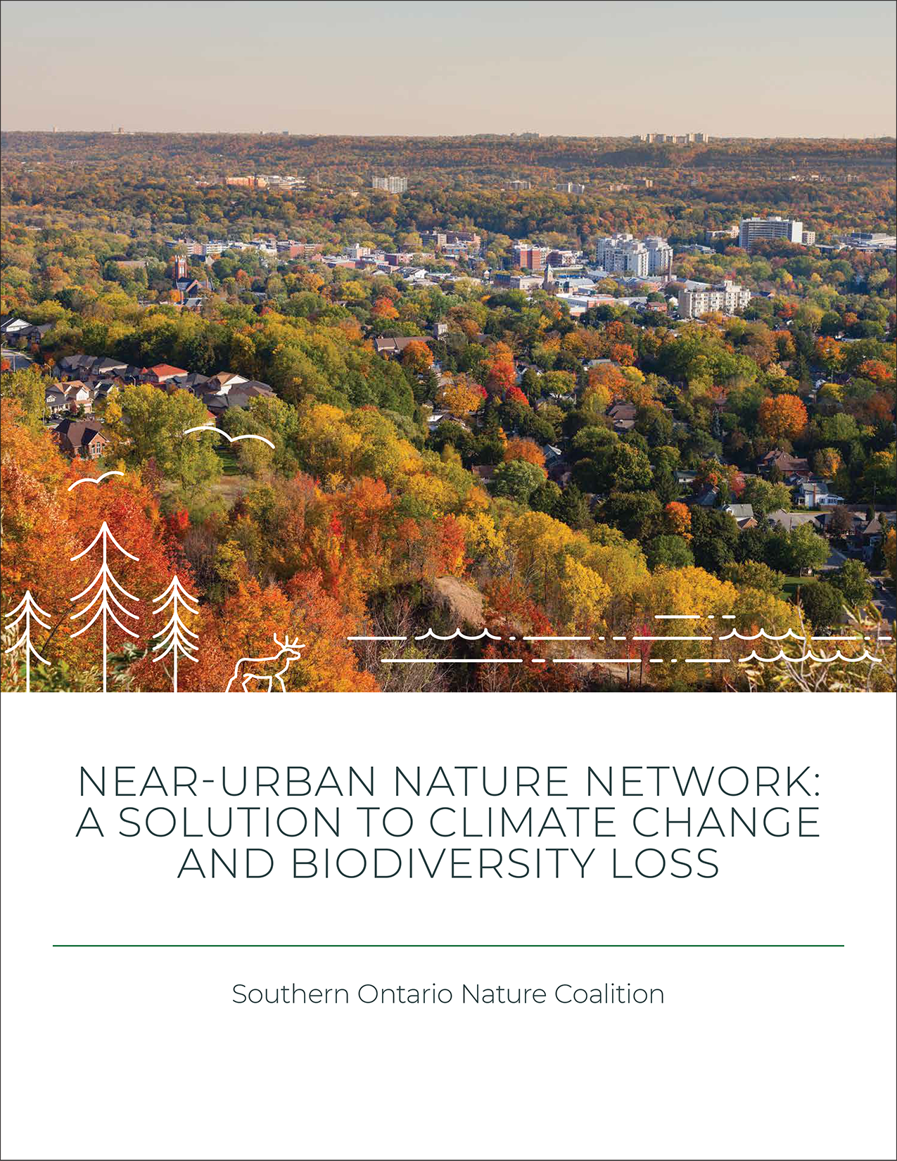 NEAR-URBAN NATURE NETWORK: A SOLUTION TO CLIMATE CHANGE AND BIODIVERSITY LOSS