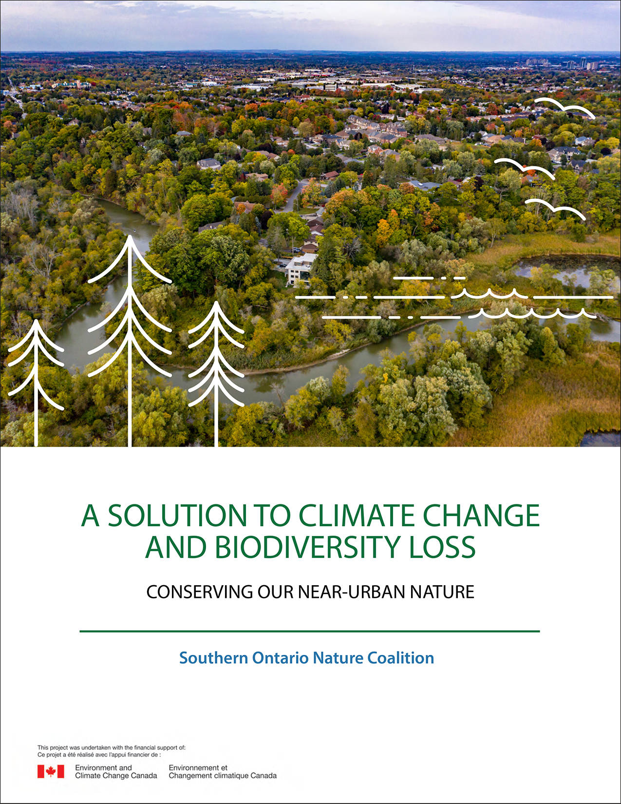 A SOLUTION TO CLIMATE CHANGE AND BIODIVERSITY LOSS