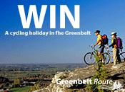 Photo - Win a cycling holiday in the Greenbelt