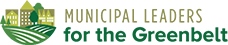 municipal leaders for the greenbelt logo