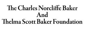 the charles norcliffe baker and thelma scott baker foundation