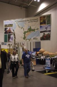 Celebrating the Greenbelt at the Royal Agricultural Winter Fair