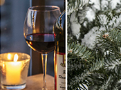 Photo - Tree and wine glass