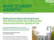 Photo - Smart Growth Cover