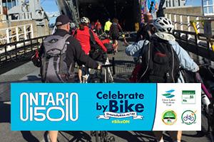 Photo - Celebrate Ontario 150 By Bike