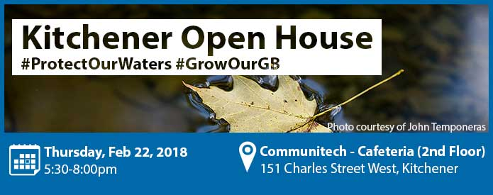 Kitchener Open House - Friends of the Greenbelt Foundation @ Tannery Event Centre | Kitchener | Ontario | Canada