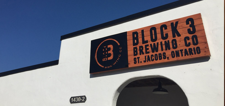 Block Three Brewing