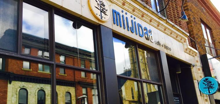 Miijidaa Café and Bistro