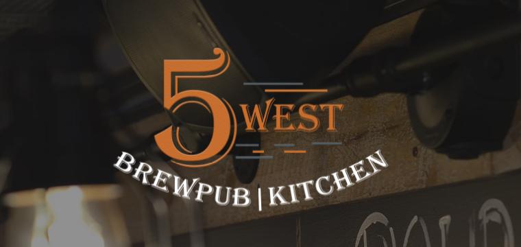 5 West Brew Pub & Kitchen
