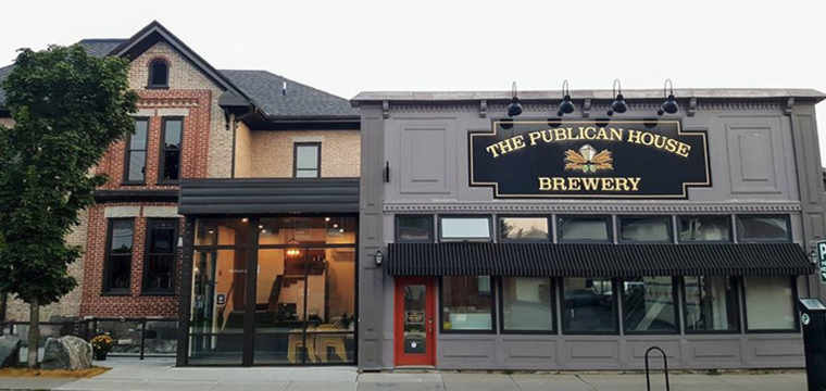 The Publican House Brewery and Pub