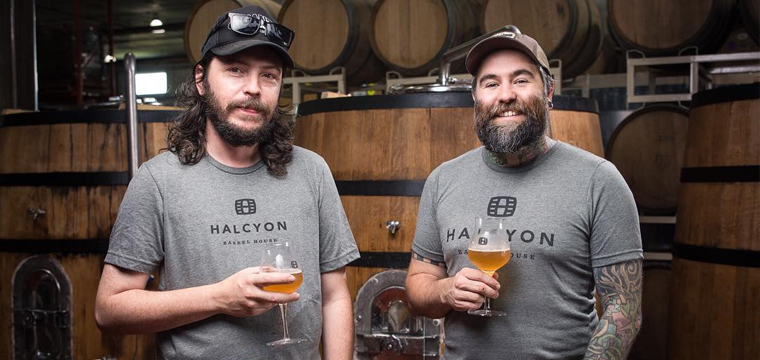 Beau's Halcyon Barrel House