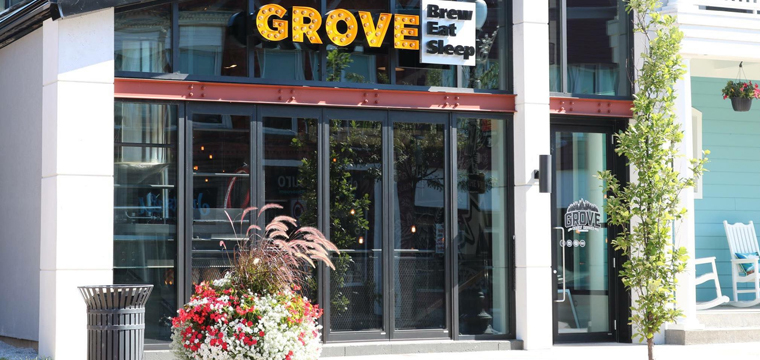 The Grove Brew House