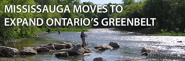Mississauga Moves to Expand Ontario's Greenbelt