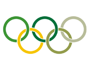 Greenbelt Olympic Rings
