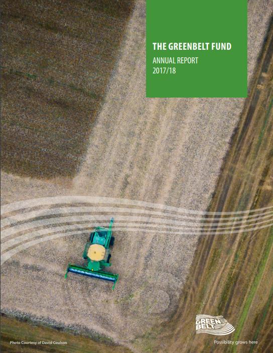 2018 Annual Report - cover