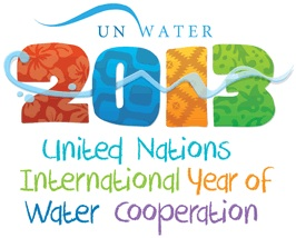 UN International Year of Water Cooperation 2013