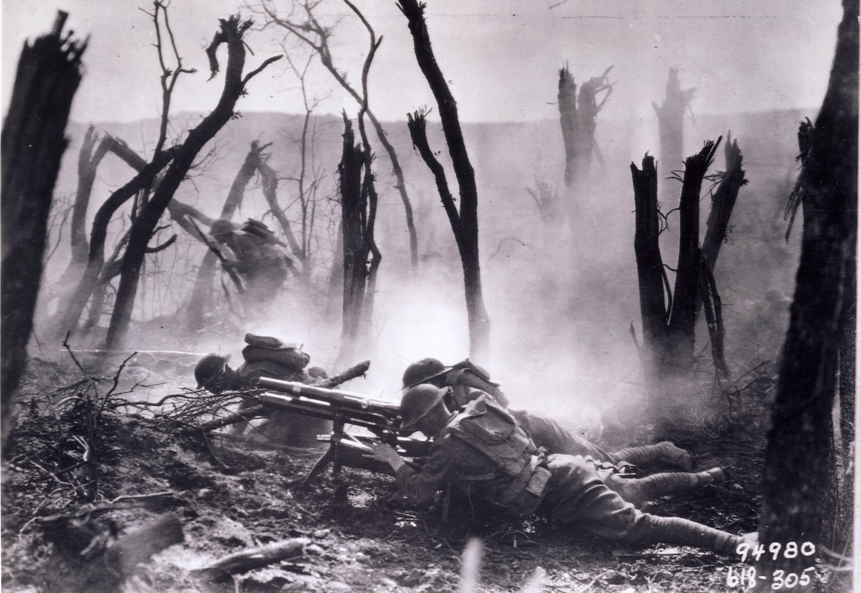100 Years Since Wwi Films On The Environmental Impact Of War
