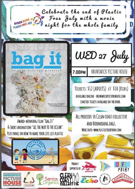Bag It Film Night 27 July 2016