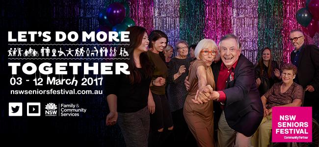 Seniors Festival NSW 2017