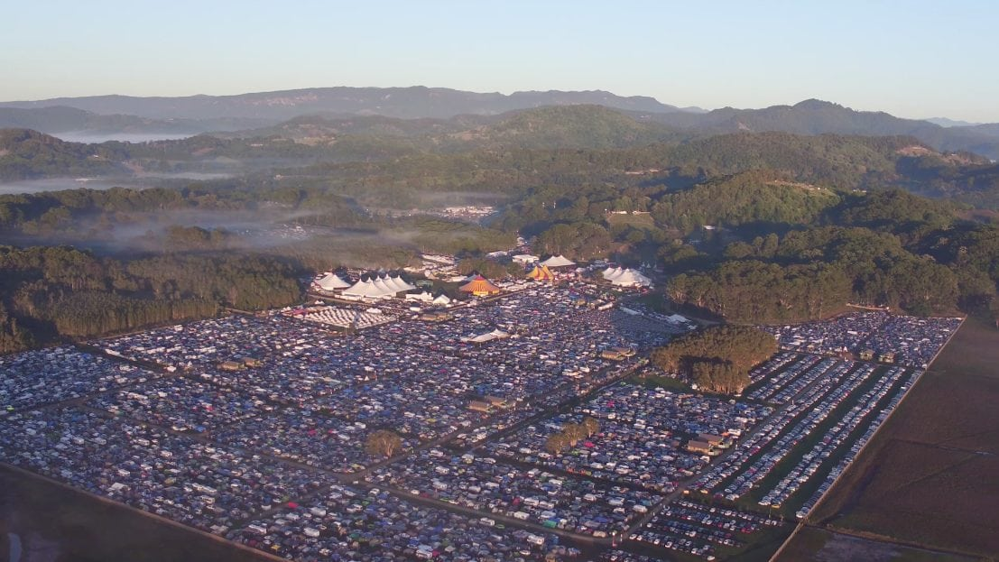 Creating cleaner festival campsites across Australia.