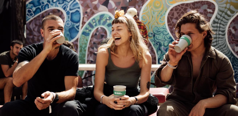 Rewash Revolution | Getting to zero waste at Strawberry Fields Festival in 2019.