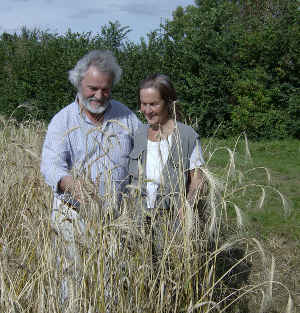 Colin and Ruth Tudge