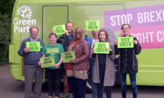 Abingdon Green Party people
