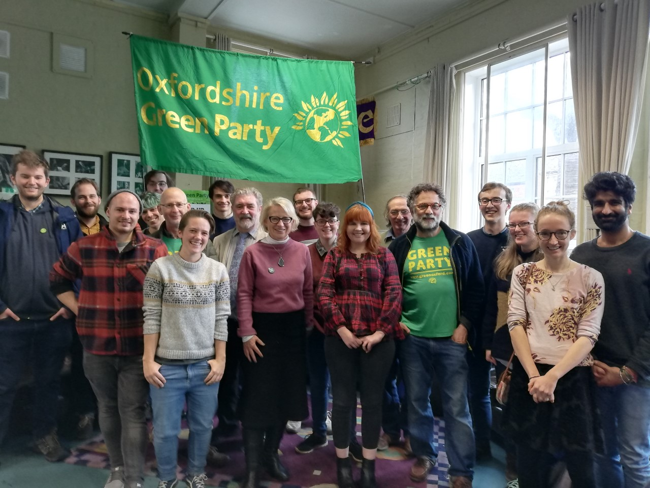 A Green Voice for Oxford