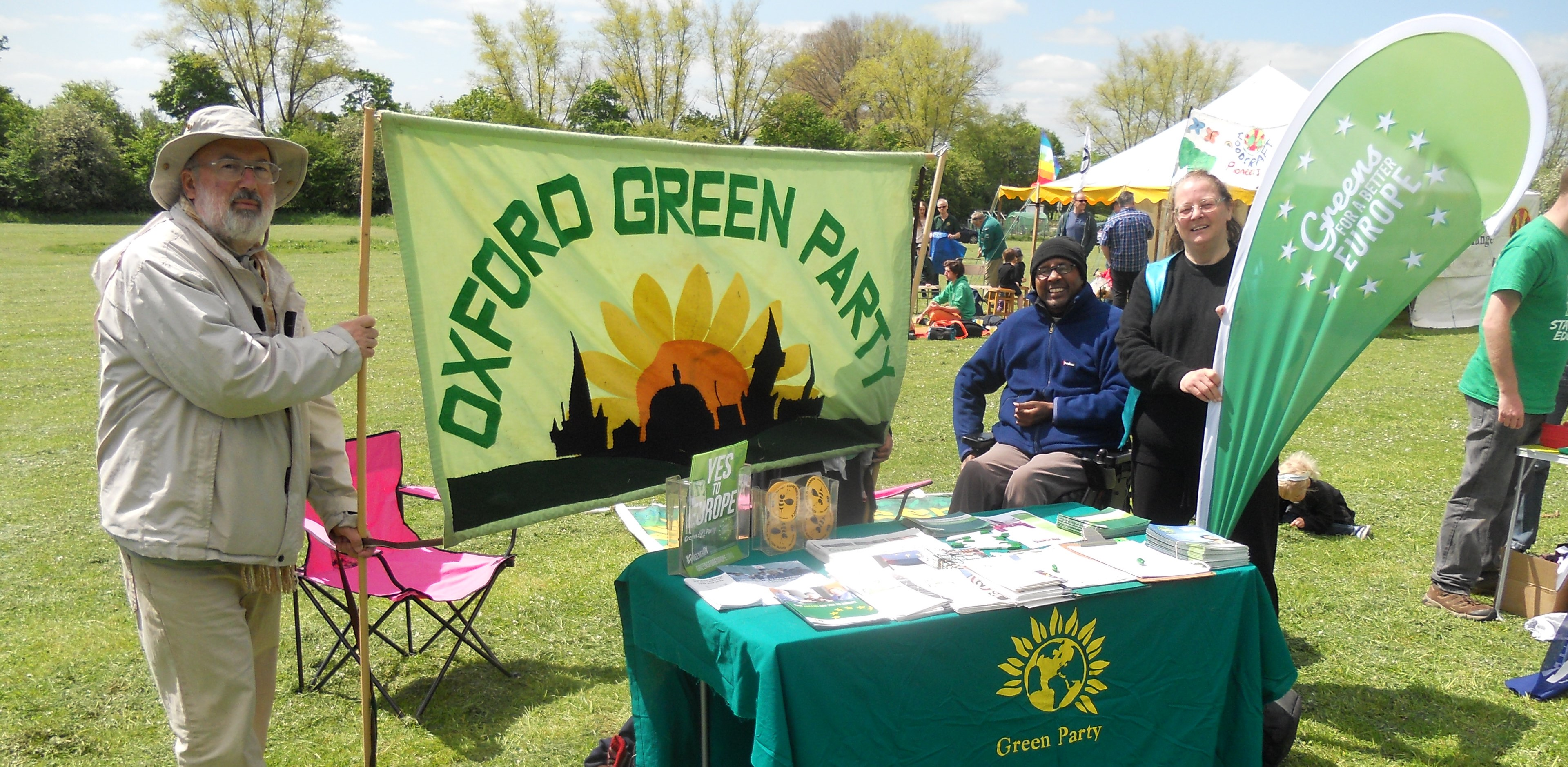 Read about why the Green Party is campaigning for a Remain Vote