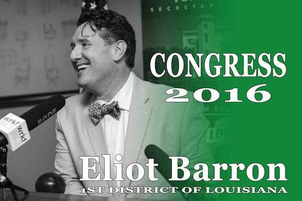 Eliot Barron for Congress 2016