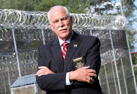 Sheriff Tom Hodgson