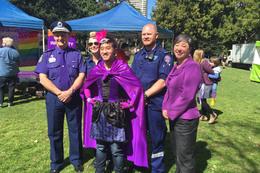 Wear It Purple Day 2015