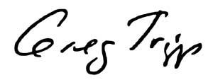 Tripp Web Signature