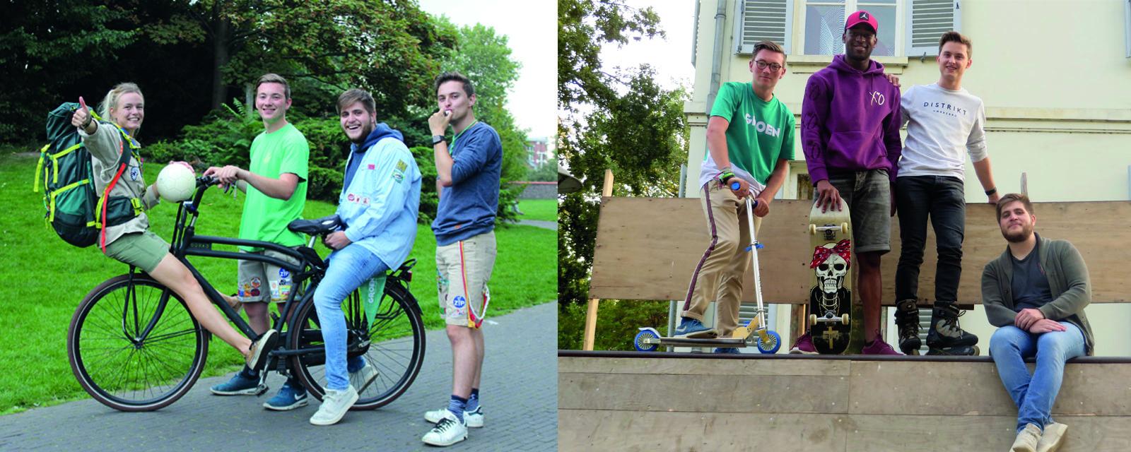 <h2>voluit voor de jeugd</h2><div>Ruimte voor de jeugd! De jeugdevenementen blijven in Bouckenborghpark, nieuw skatepark, behoud van subsidies en extra ondersteuning voor de jeugdverenigingen! </div>
