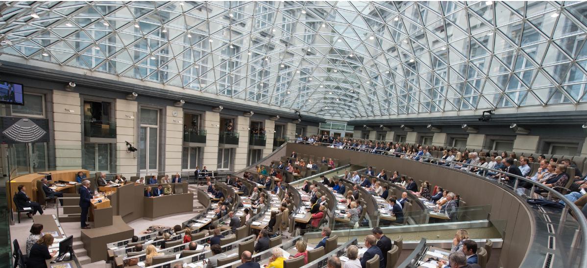 <h2>Parlementair werk </h2><div>Bekijk alle vragen en initiatieven van Elke Van den Brandt in het Vlaams Parlement </div>