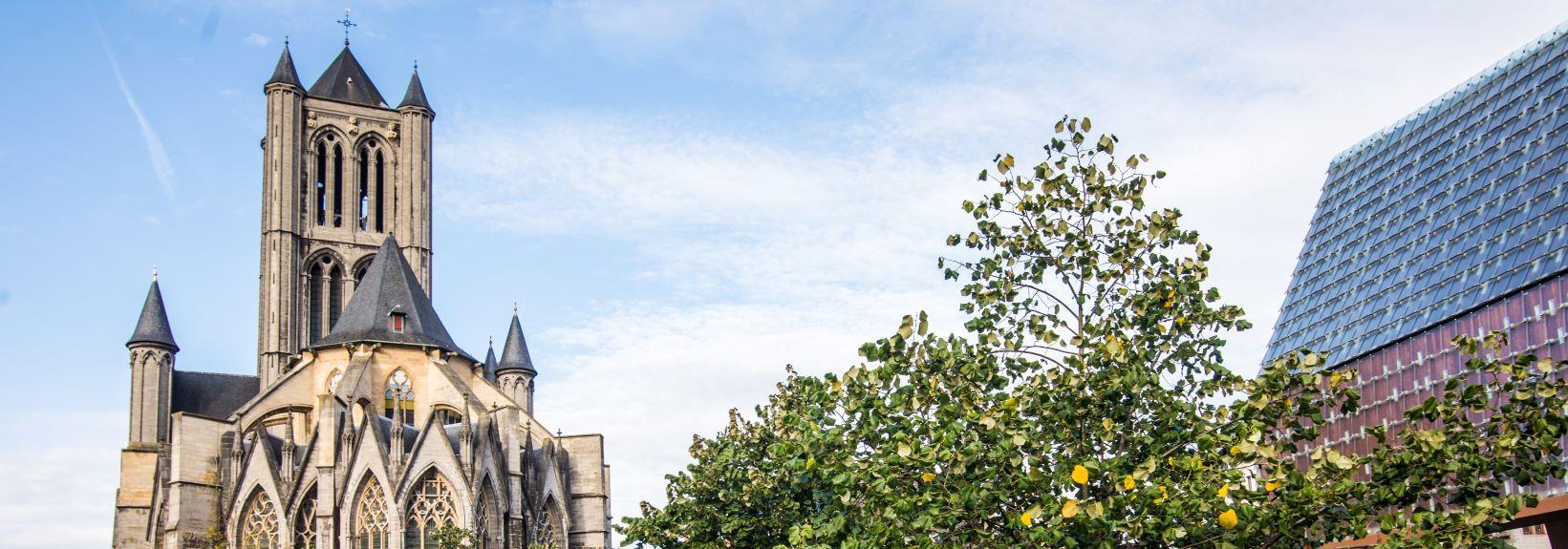 <h2>Toerisme</h2><div>Een duurzaam en kwalitatief toeristisch aanbod in een leefbaar en bruisend Gent.</div>