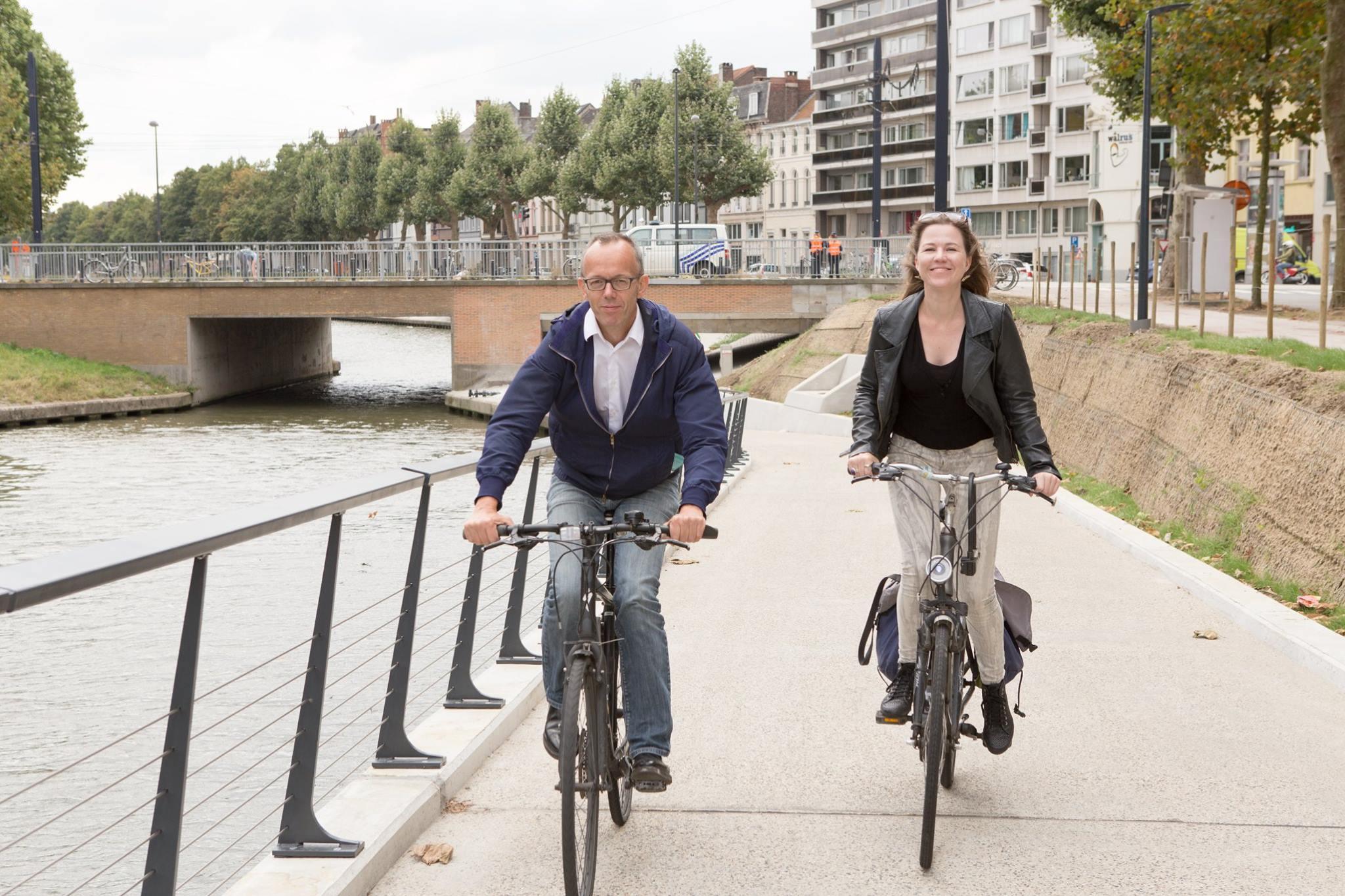 <h2>mobiliteit </h2><div>Veilige straten voor fietsers en wandelaars, daar wil ik elke dag opnieuw voor vechten</div>