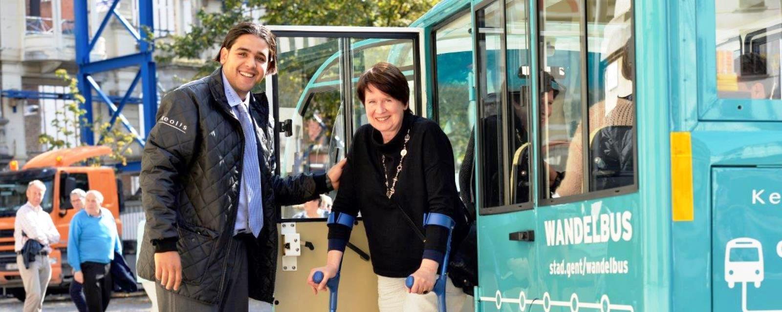 <h2>Mobiliteit</h2><div>Fietsen maakt gelukkig. Maar een slim mobiliteitsbeleid houdt een stad ook vooral bereikbaar en zorgt voor gezondere woonstraten.</div>