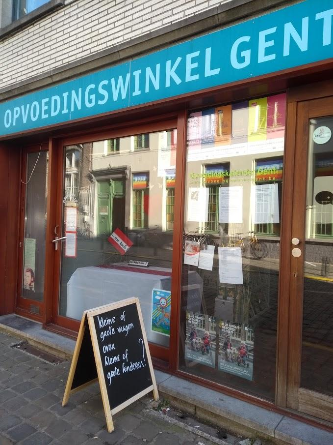 Foto Opvoedingswinkel Gent