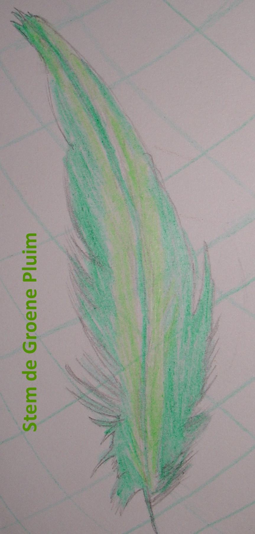 groenepluim