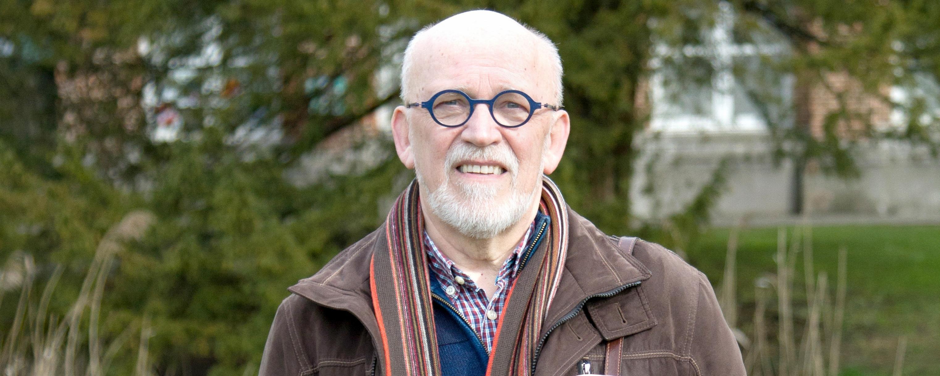 <h2>Onze oudste kandidaat: Ludo Wesenbeeck</h2><div>Het is niet ieder voor zich, of ieder in zijn hokje, we moeten solidair zijn met elkaar.</div>