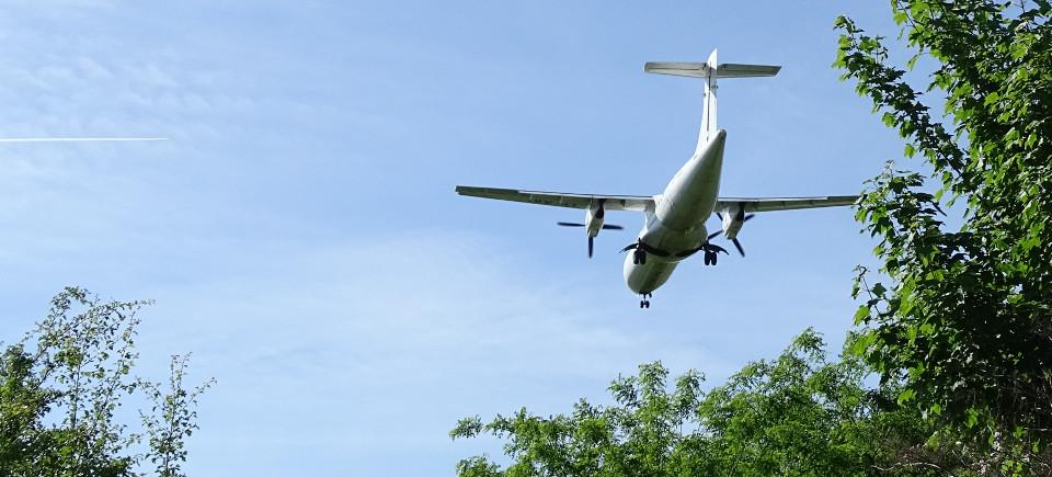 <h2>Luchthaven van Deurne</h2><div>Luchthaven van Deurne wil uitbreiden richting Borsbeek.</div>