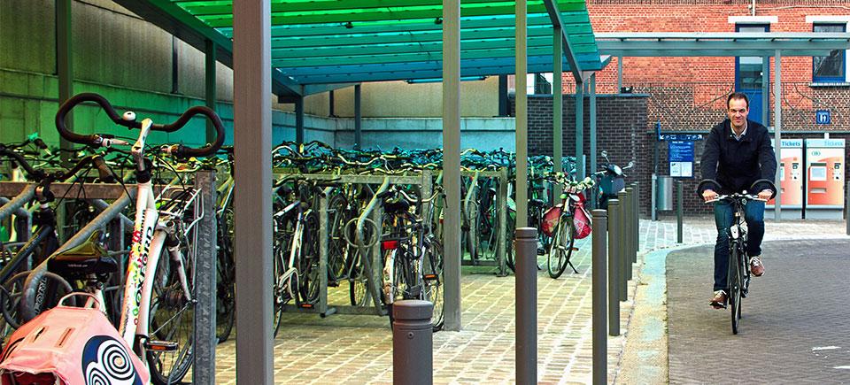 <h2>Sterk fietsbeleid</h2><div>Veilige straten zijn belangrijk. Elke inwoner, van jong tot oud, moet zich met een gerust hart kunnen verplaatsen. Voetgangers en fietsers zijn voor ons het uitgangspunt.</div>