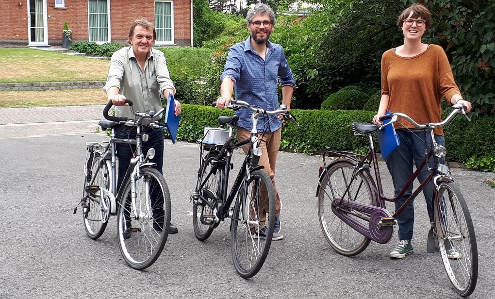 Groen gent bedankt groen fietsen maakt gelukkig maar facebook