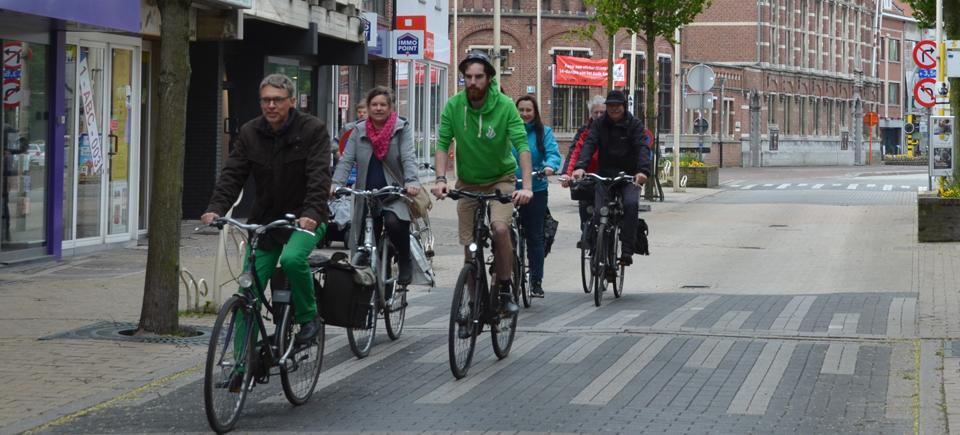 <h2>Mobiliteit</h2><div>Groen kiest voor een duurzame mobiliteit in Schoten op maat van de mensen. Leefkwaliteit is het uitgangspunt. We geven de voorkeur aan leefruimte in plaats van gebruiksruimte.</div>