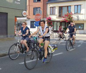<h2>Geel fietsstad</h2><div>Volledig in lijn met de slogan ''Geel is groter dan de Werft'', is het voor Groen Geel een belangrijk punt om veilige fietsroutes te voorzien van alle deeldorpen naar het centrum van Geel.</div>