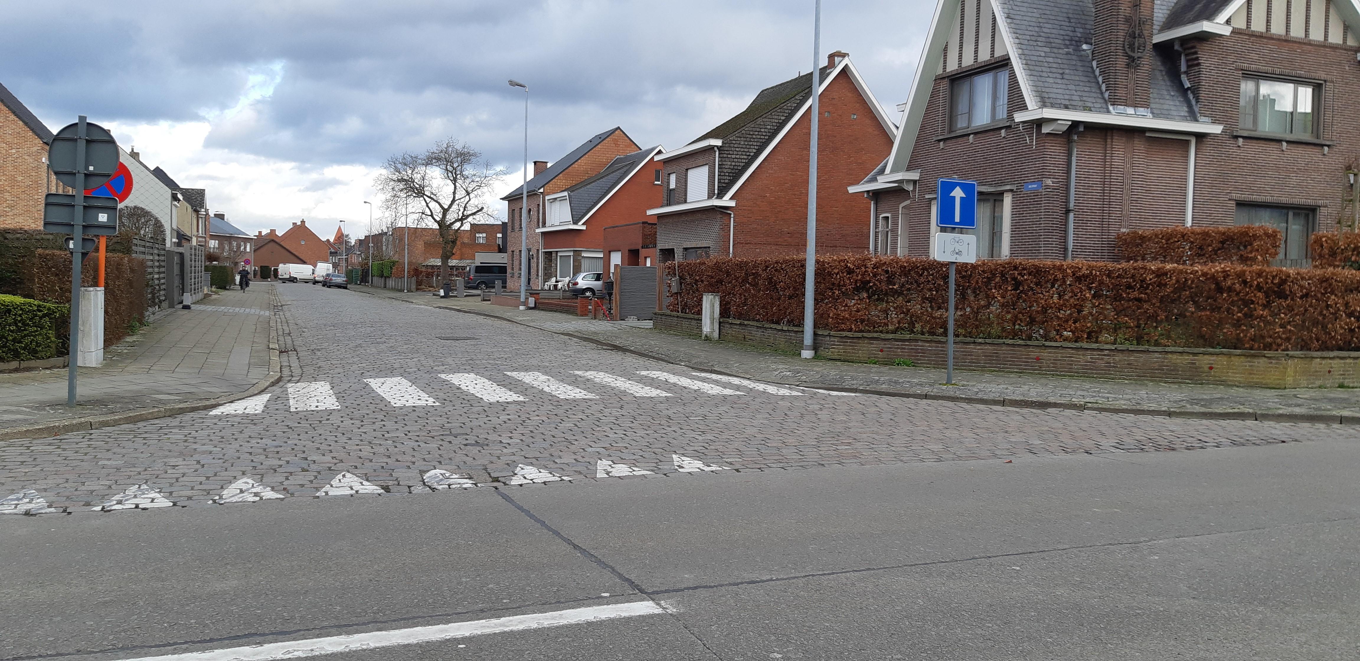 Kleine Doelstraat